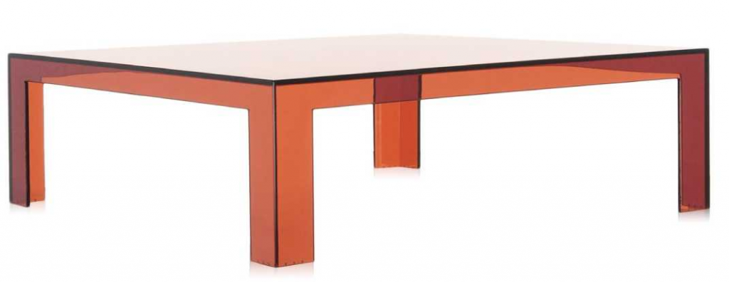Invisible salontafel van Kartell