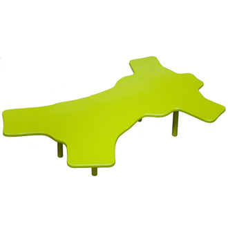 Joep van Lieshout Body Table