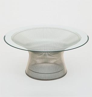 Warren Platner salontafel