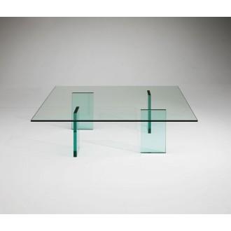 Shiro Kuramata glazen salontafel